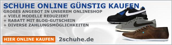 Marken Online Shop 2schuhe.de